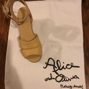 Alice and Olivia Espadrilles